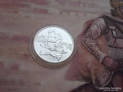 Albertville ezüst 500 Ft 28 g 0,900