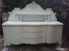 Provence barokk tálalószekrény , tálaló