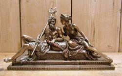 Zeusz és Héra szobor