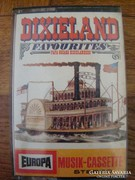 Dixieland magnókazetta