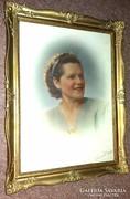 Gyönyörű Női portré 1946
