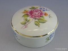 0I388 Hollóházi porcelán bonbonier