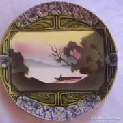 Körmöcbányai szecessziós tányér
