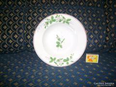 Régi porcelán falitányér