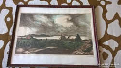 Istókovits Kálmán – Balaton 1937