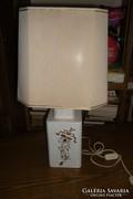 Antik asztali-olvasó-éjjeli lámpa 2 db párban