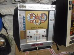 Régi játékgép 2