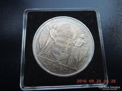 Horthy 5 pengő 1939 aUNC gyűjteményből