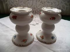 Wallendorfi gyertyatartók párban