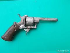 gyúpeckes pisztoly az 1800-as évek 2. feléből