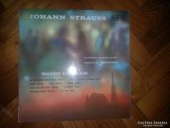 Johann Strauss- Waltzes and Polkas bakelit