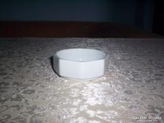 Antik porcelán malév hamutartó