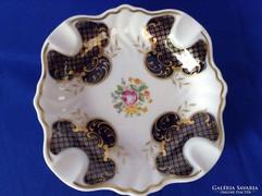 Meseszép,weimari porcelán hamutál