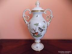 Nagy Herendi Rothschild barokk váza!