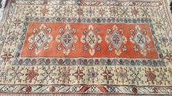 Kézi csomózású Kazak Perzsa szőnyeg