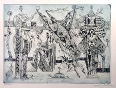 Hincz Gyula: Építészet
