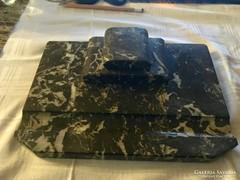 Nagyon elegáns márvány íróasztali készlet