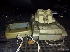 Régi légvédelmi tank