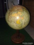 Földgömb 1950-es évek