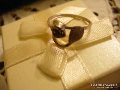 Kézzel készült ezüst gyűrű