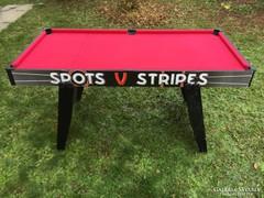 Biliárd/Snooker asztal