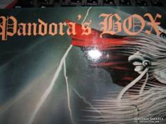 HANGLEMEZ DEDIKÁLT PANDORA'S BOX
