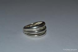 Olasz ezüst gyűrű