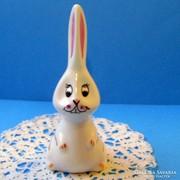 Art Deco nyuszi nyúl Kalocsai  porcelán figura