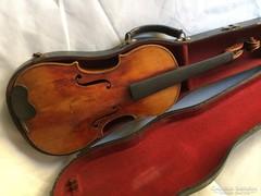 Matthias Albanus hegedű