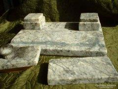 Akció !Íróasztalkészlet-kalamáris márvány