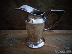 Régi ezüstözött kávéházi kiöntő!!