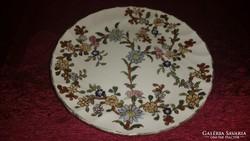 Antik Zsolnay tányér 1880-as évekből ( 2. )