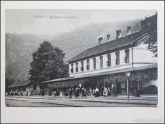 Garamberzencze Vasútállomás 1911