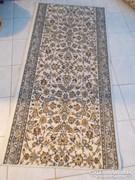 Szőnyeg ,  futó, indiai tisztagyapjú  160x80