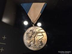 Vámőrség 1963 kitüntetés
