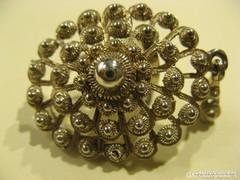 Szép kézi készítésű 925-ös ezüst medál
