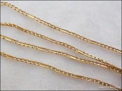 14 karátos arany nyaklánc , 4.4 gramm