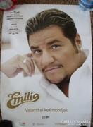 Emilio plakát és kazetta gyűjtőknek