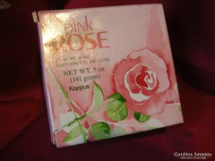 Eredeti rózsa pipereszappan