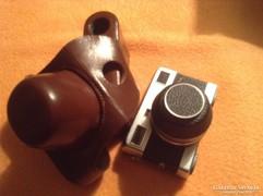 WERRA 3 kisfilmes fényképezőgép, Tessar 2,8/50 Carl Zeiss Je