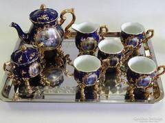 Gyönyörű teáskészlet