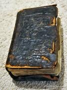 Biblia, szláv nyelven 1864-ből