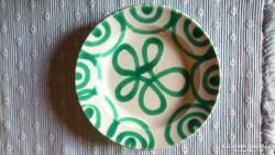 Régi Gmundner Zier Keramik kistányér