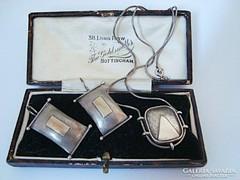 9K arany és ezüst izraeli kézműves szett