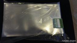 Bankjegytok átlátszó műanyagból T32 100db/cs. 118 x 220 mm