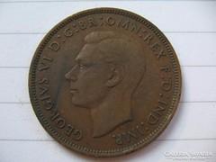 Anglia 1 Penny  1939 !!!