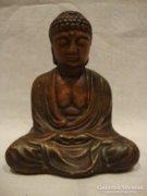 Régi kerámia Buddha
