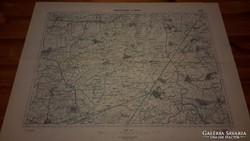 Nagyszalonta és Okány (5267) katonai térkép