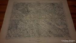 Kiskunhalas (5463) katonai térkép