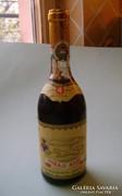 Tokaji aszú 4 puttonyos 1975 Tolcsva